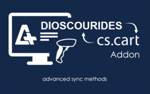 Γέφυρα CS-Cart - Dioscourides