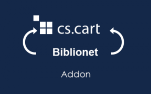 CSCart - Biblionet Connector (Γέφυρα CSCart - Biblionet)