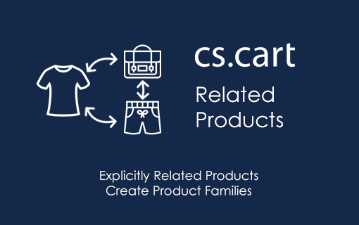 cs-cart related products